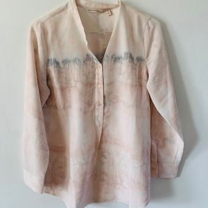 Soft Surroundings marbled top size Small